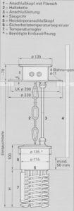 elektratherm tankheizer tankheizung th380 oeltank heizoel diesel biodiesel