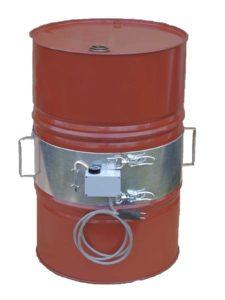 fassheizer fassheizung fassheizring heizmanschette elektrisch oelfass 200liter heizbandage thermostar