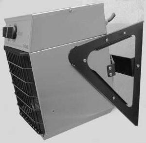 heizluefter elektrisch industrie fahrzeuge automotive wandmontage kranheizung garagenheizung schiffsheizung vibrationsfest wandhalterung geneigt