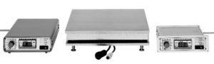 heizplatte praezisionsheizplatte elektrisch labor werkstatt regelbar leistungssteller dauerbetrieb stufenlose leistungsregelung elektronische regelung tisch frontplatte einbau